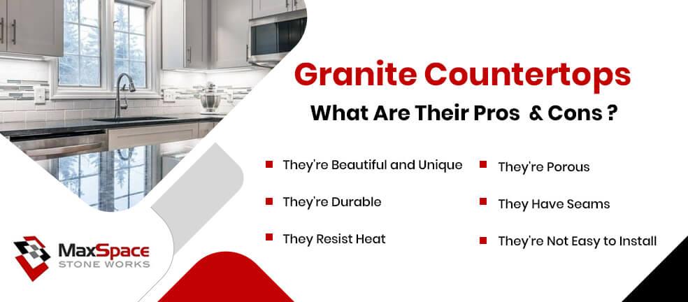 Granite Countertops: Advantages and Disadvantages