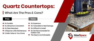 Pros & Cons of Quartz Countertops