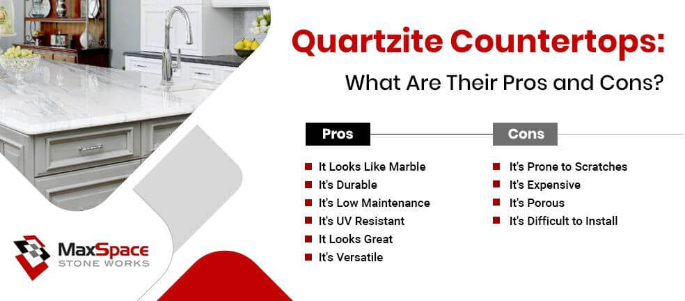 Quartzite Countertops: Pros & Cons