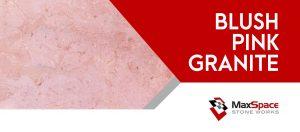 Blush Pink Granite