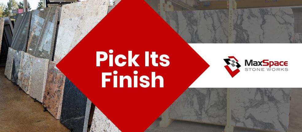 Pick Its Finish