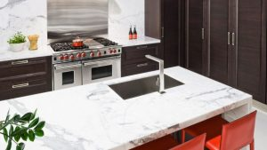 Cleaning of Marble Countertops