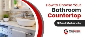 9 Best Home Bathroom Countertop Options
