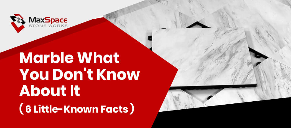 6 Things You Didn't Know About Marble Countertops
