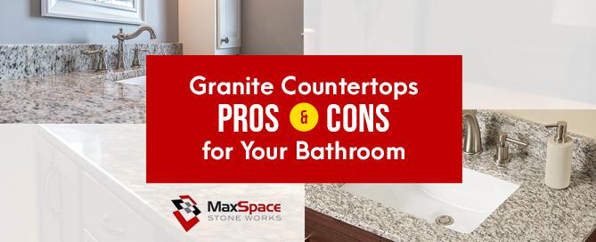 Granite Countertops for Bathroom